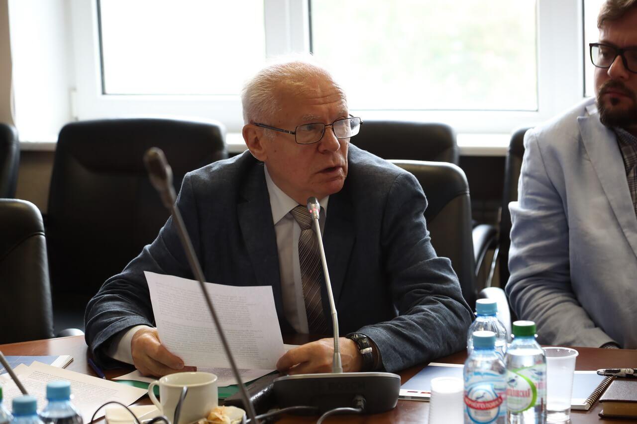Круглый стол «Горнопромышленная отрасль: потенциал развития интеграционных проектов в рамках ЕАЭС. 16.07.2019г.»